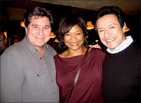 Jeff Lee, Bonita J. Hamilton and Enrique Segura