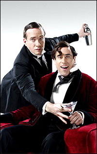 Matthew Macfadyen and Stephen Mangan