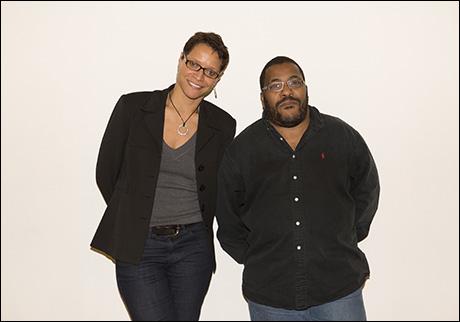 Director Leah C. Gardiner and adaptor Roy Willams