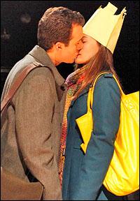 Michael Micalizzi and Allison Buck