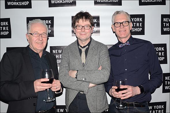 Peter Mumford, James Macdonald and Christopher Shutt