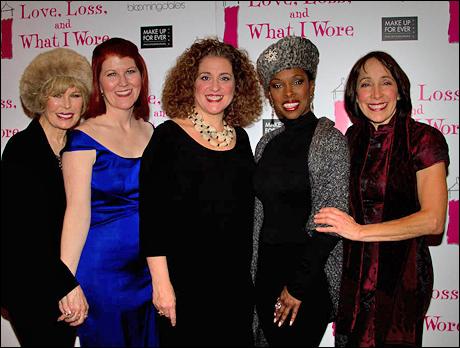 Loretta Swit, Kate Flannery, Mary Testa, Brenda Braxton and Didi Conn