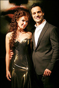 <I>Love Never Dies</i> stars Sierra Boggess and Ramin Karimloo