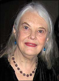 Obie Award winner Lois Smith.