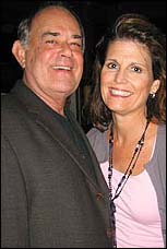Laurence Luckinbill, with Lucie Arnaz