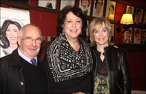 Michael Tucker, Lynne Meadow and Jill Eikenberry