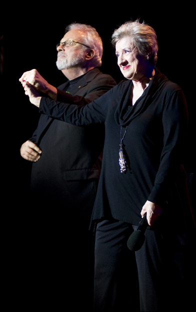 William Bolcom and Joan Morris