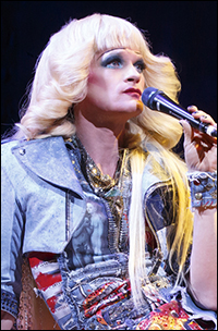 Neil Patrick Harris in <i>Hedwig and the Angry Inch</i>