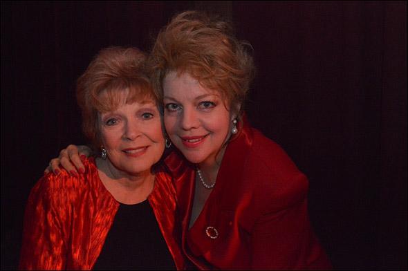 Anita Gillette and KT Sullivan