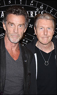 John Glover and Byron Jennings