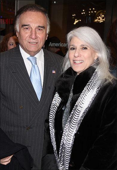 Tony Lo Bianco and Jamie deRoy