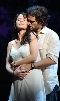 Kelli O'Hara and Steven Pasquale