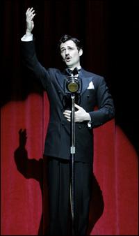 Max von Essen in <i>Evita</i>