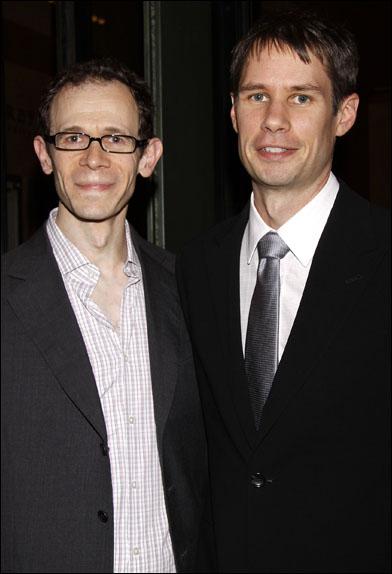 Adam Godley and John Hartner