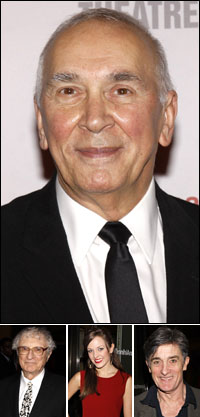 Frank Langella; guests Sheldon Harnick, Laura Osnes and Roger Rees