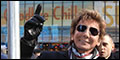 "Barry Manilow Honored With ""Manilow Way"" Street Sign Unveiling"