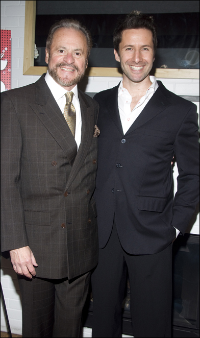 Barry Weissler and Marco Zunino