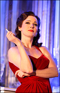 Ruthie Henshall is <I>Marguerite</I> in London.