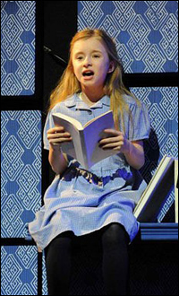 Kerry Ingram in the West End production
