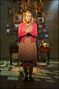 Lauren Ward in <i>Matilda</i>.