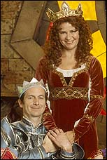 From Left: Denis O'Hare and Tracey Ullman in