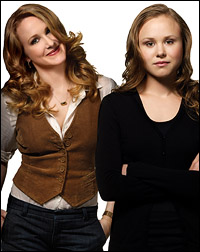 Katie Finneran and Alison Pill star in <i>Mauritius</i>.