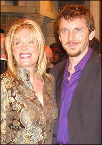 Marin Mazzie and Jason Danieley.