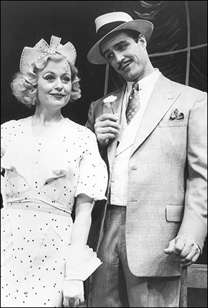 Sally Mayes and Howard McGillin in She Loves Me