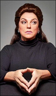 Tyne Daly as Maria Callas