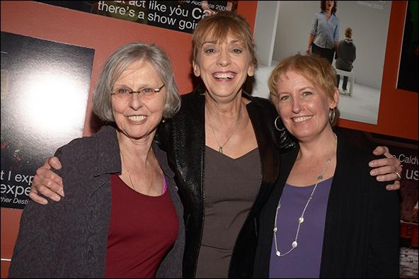 Sybille Pearson, Catherine Cox, Liz Callaway