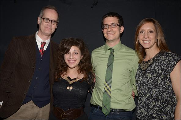 Sara Cooper, Zach Redler, Jack Cummings III and Lori Fineman
