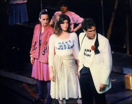 Terry Finn, Daisy Prince and Jim Walton
