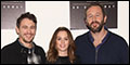 Meet Broadway's Of Mice and Men Stars James Franco, Chris O'Dowd and Leighton Meester