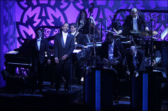 Daryl Waters and the Jazz at Lincoln Center All-Stars