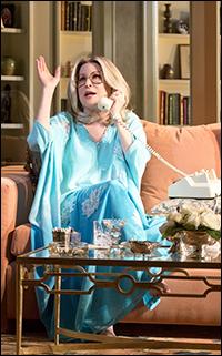 Bette Midler in <i>I'll Eat You Last</i>.