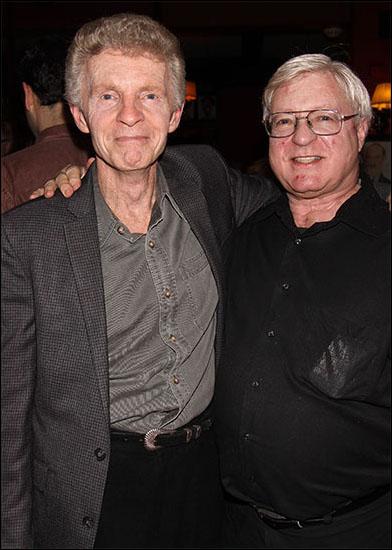 Billy Hayes and Edmund Gaynes