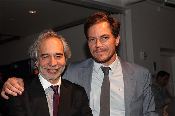 Jeffrey Horowitz and Michael Shannon
