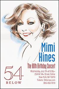Mimi Hines