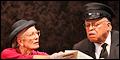 Vanessa Redgrave and James Earl Jones in Broadway's Driving Miss Daisy