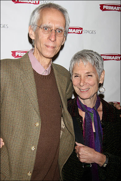 David Ives and Martha Stoberock-Ives