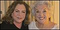 Kathleen Turner, Michael Kors and Dan Bucatinsky visit Mothers and Sons