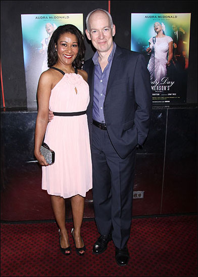 Gina Daniels and Christopher Gurr