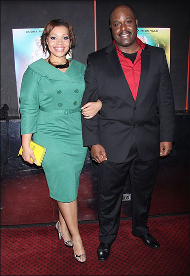 Carmen Ruby Floyd and J. Bernard Calloway