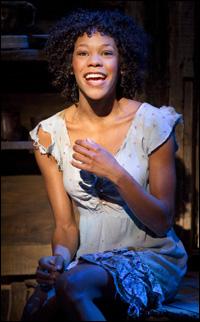 Tony Award winner Nikki M. James