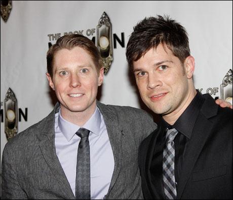 Justin Bohon and Stephen Oremus