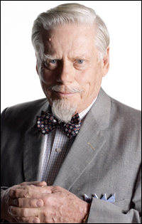 Robert Morse, as he looks today, as star of TV's