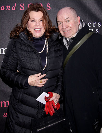 Marsha Mason and Jack O'Brien