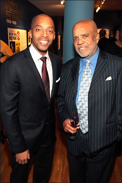 Khalil Muhammad and Berry Gordy