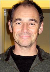 Host Mark Rylance