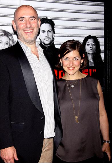 Niclas Nagler and Mandy Greenfield